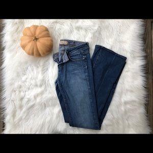 PAIGE bootcut jeans